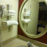 Attractive Bath Vanity Area