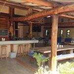 kicthen/lounge areas