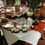 Inkaterra Machu Picchu Included Breakfast Buffet