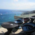 Hotel Roof Top Balcony