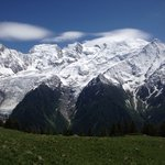 The Mont Blanc Massif