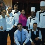 The Asian Restaurant Team