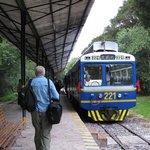 Vistadome: Urubamba Tambe del Inka Train Station