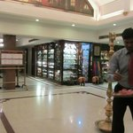 Lobby u. Boutique