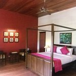 bedroom (called galle, on 1st floor)