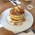 benedict's pancake