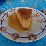 pudim flan of course