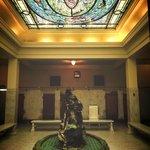 Gentleman's Bath at Fordyce Bath House