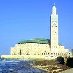 Мечеть Хассана II   Касабланка, Марокко январь 2014