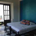 Blue room -- AMAZING VIEW!