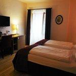 ヘリテージ ホテル ハルシュタットの室内