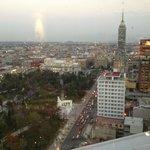 Hilton Reforma Mexico at Ave. Juarez and Alameda Park