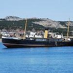 S.S. Kyle - beached in Harbour Grace since 1967