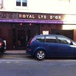 Royal Lys d'Or - Les Cinq Saveurs