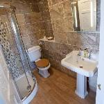 Superior room with dual aspect seaviews, and en suite shower room