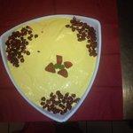 la crème de mangue