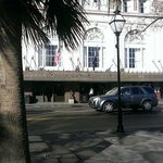 Francis Marion Hotel from Marion Square