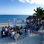 Beach Wedding (photo by seanchristopherweddings)