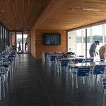 La station des Cageux, salle multifonctions et restauration