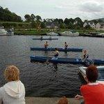 Graiguenamanagh Regatta on the River Barrow