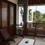 suite 's balcony