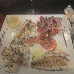 Very tasty sea food