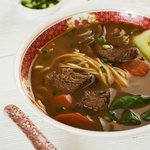 original Taiwanese beef noodle