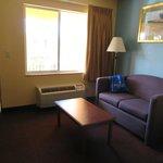 Room 212 sitting area