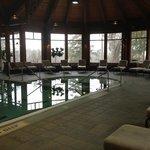 Pool shallow end