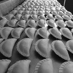 Empanadas ready to go.