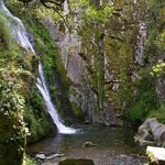 Local waterfall - Yurt Holiday Portugal