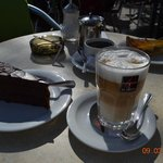 """Cafe Tröglen"" Q delicia de Pasteles!!!"