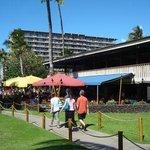 Leilani's On The Beach, Whaler's Village, 2435 Kaanapali Pkwy, Kaanapali, Maui, Hawaii