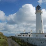 Scotland's most southerly lighthouse, the Mull of Galloway, Dumfries and Galloway.