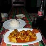 Dinner - Chop suey