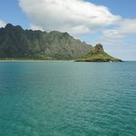 Chinaman's Hat from Ocean Voyage