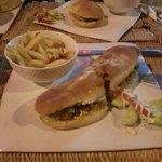 Sandwich dind