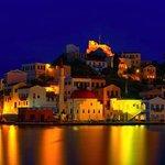 Kastellorizo. A greek island