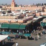 Coeur de Marrakech