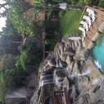 Gorgeous waterfall pool