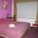 The Pink Room, your home in Bruges!