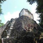 Dzibanche Maya Ruins