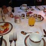Excelencia y variedad en sus desayunos
