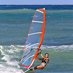 Intermediate and advanced windsurfing lessons tailored to your skills and goals