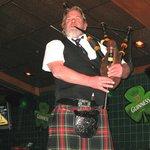 Live Bagpiper at VTG St. Patrick's Day Event in Carol Stream