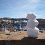 Snow at the North Rim!