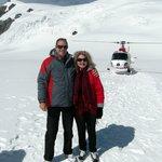 Fox Glacier tour