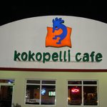 Kokopelli has AWESOME pizza!