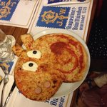 Pizza Peppa Pig!!!!