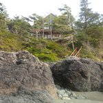 MBL Lodge at the Beach - view from the beach